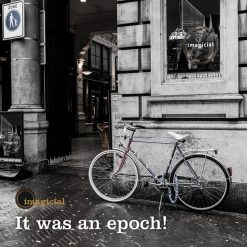 It was an epoch!