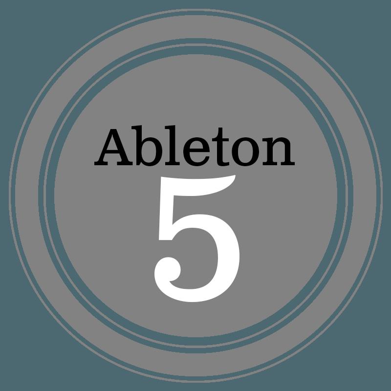 5 lessen ableton lessons