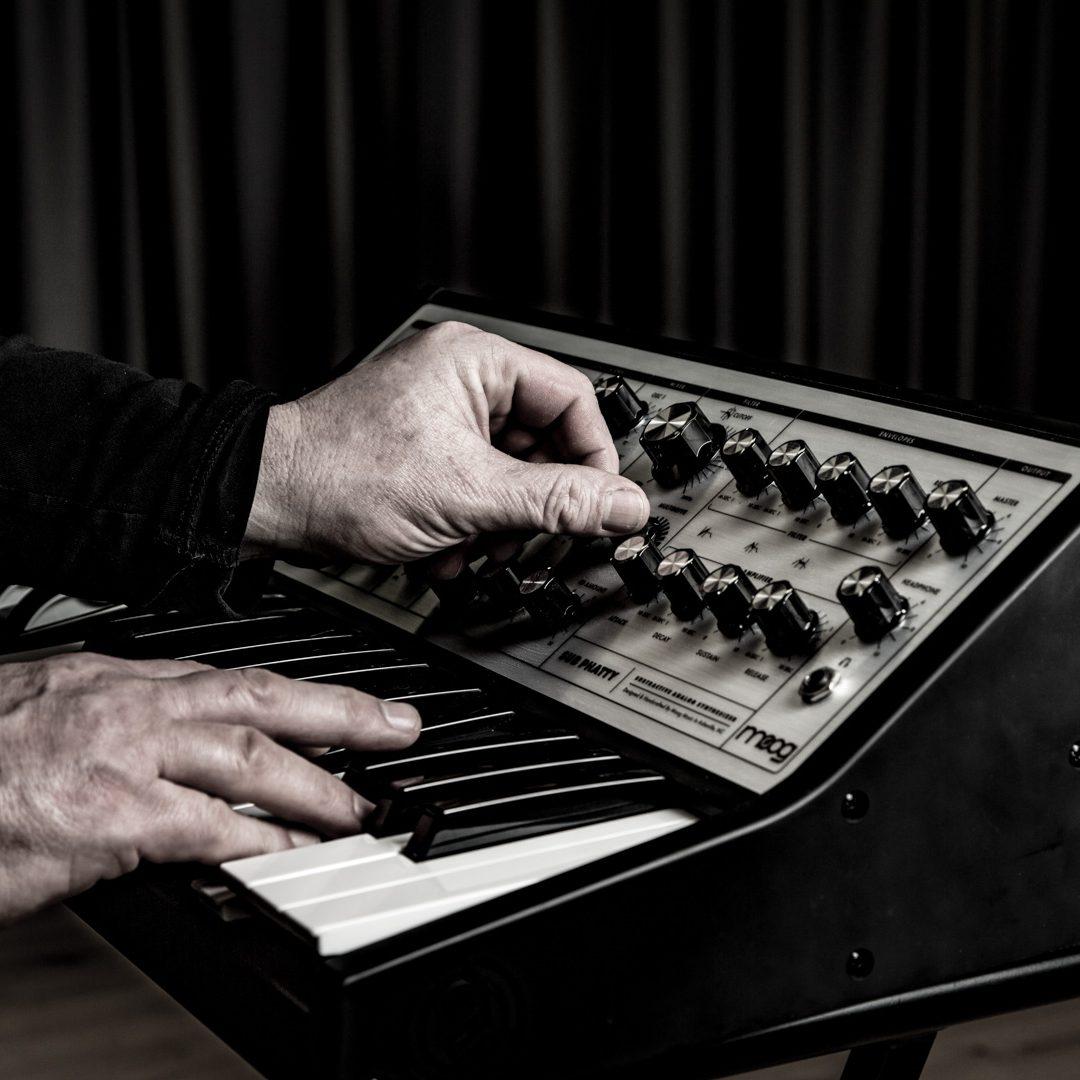 imagicial music daan van den bergh - fotografie lourenz